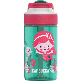 Kambukka Lagoon Bottle 400ml Kids, ocean mermaid